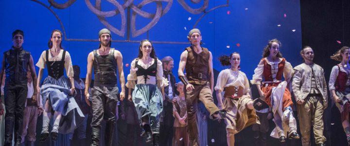Die Crew der 'Pirate Queen' entert das Theater Nordhausen