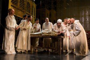 Die Studenten der Madrassa © spotlight musicals