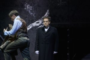 Oliver Arno & Ks Hannes Brock © Thomas Jauk, Stage Picture