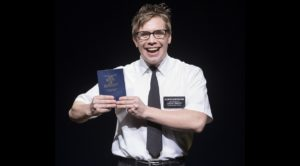 Brians Sears (c) Prince of Wales Theatre, The Book of Mormon