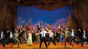 (c) Prince of Wales Theatre, The Book of Mormon