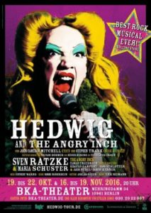 Plakat Hedwig and the Angry Inch