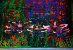 Ensemble Disneys Musical TARZAN im Stage Metronom Theater Oberhausen Premiere am 6. November 2016