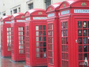 Ich war noch niemals in... London