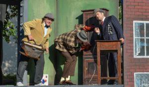 """[Theater-SPEZIAL] Gaunerei und Sommerfeeling – """"Die Olsenbande wandert aus"""""""