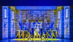 Reise ins alte Ägypten – Prinzessin Nofretete an der Musikalischen Komödie