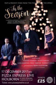 Tis the Season – Ein weihnachtlich wunderbarer Abend