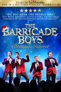 The Barricade Boys – Es weihnachtet sehr…
