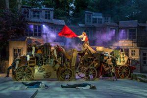 """""""Hörst Du wie das Volk erklingt..."""" - Die Freilichtspiele Tecklenburg sind dem Ruf gefolgt und bringen in diesem Sommer Les Misérables auf die Bühne"""