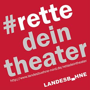 #rettedeintheater – Kulturförderung für kommunale Theater in Niedersachsen in Gefahr