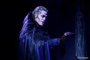 Interview mit einem Vampir... - Mark Seibert über seine Rolle als geheimnisvoller Graf von Krolock im 'Tanz der Vampire'