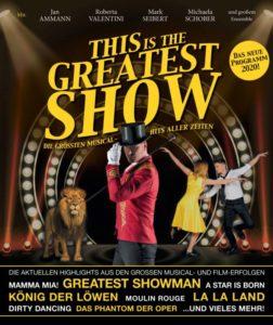 This is the greatest Show! Live 2020 - Sound of Music-Concerts sucht ein Ensemble... Casting für das neue Format