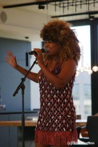 """""""ONE NIGHT OF TINA – A Tribute to the Music of Tina Turner"""" - Die gefeierte Konzertshow aus London mit den unsterblichen Welthits der """"Queen of Rock"""" mit Sharon Ballard als Tina"""