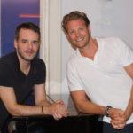 Wehe wenn sie losgelassen... - vergnüglicher Männerabend mit Thomas Smolej und Mark Seibert in Wien