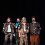 Einer für alle...  - 3 Musketiere erobern das Magdeburger Publikum im Sturm!
