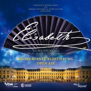 """""""Elisabeth"""" – Liveaufnahme der Konzertanten Open Air Aufführung im Schloss Schönbrunn"""