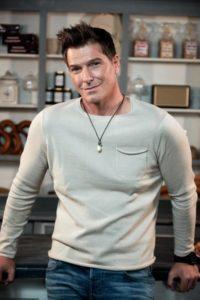 "Für ""Unter uns"" wechselt er das Fach: Musical-Superstar Jan Ammann spielt Chris Weigel..."