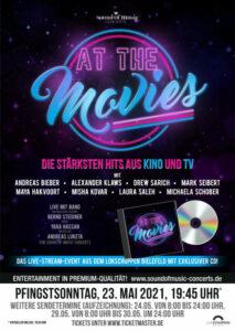 At the movies - Das Deluxe-Streaming-Konzert mit den Topstars des Musicals