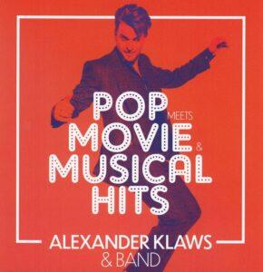 """Alexander Klaws erweckt Musical Dome am 04.09.2021 mit """"Pop meets Movie & Musicalhits"""" zu neuem Leben"""